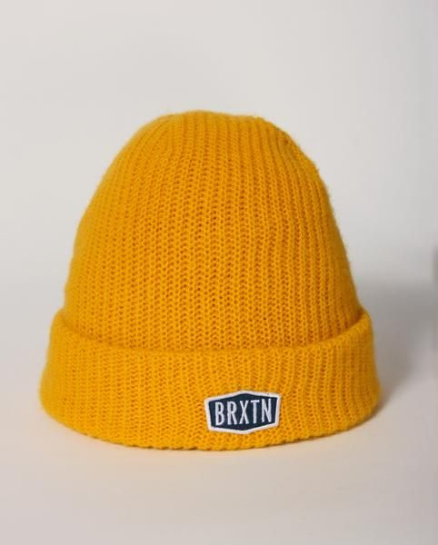 Brixton Hats – Malt Beanie Maize – One Size