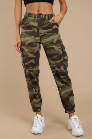 Cargo Pants For Women – Hit Pieces Of The Season