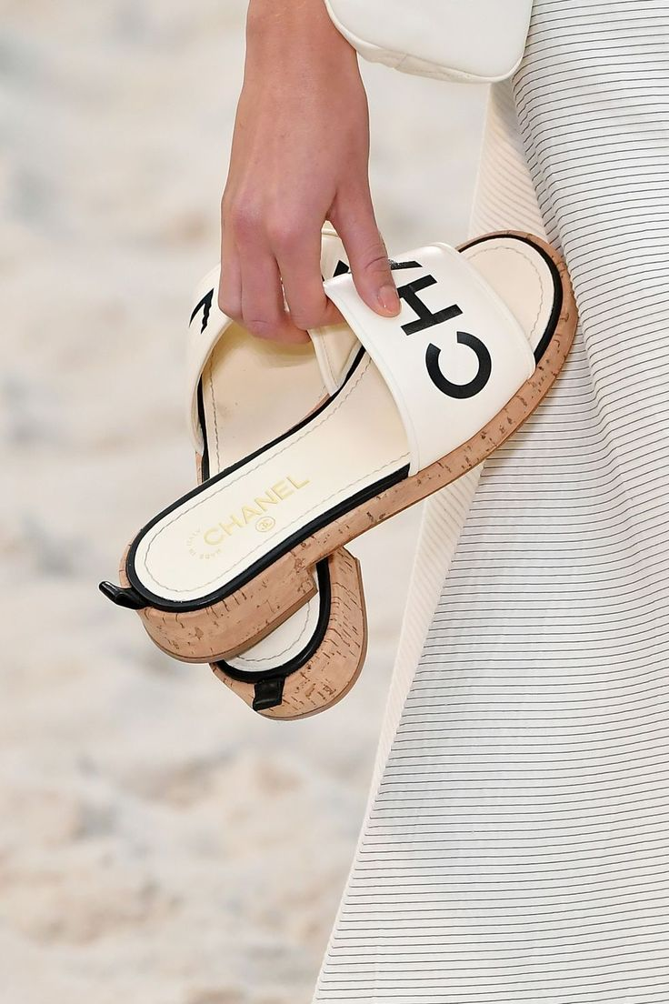 Chanel's Beach Runway Had Its Own Ocean and Lifeguards On Duty