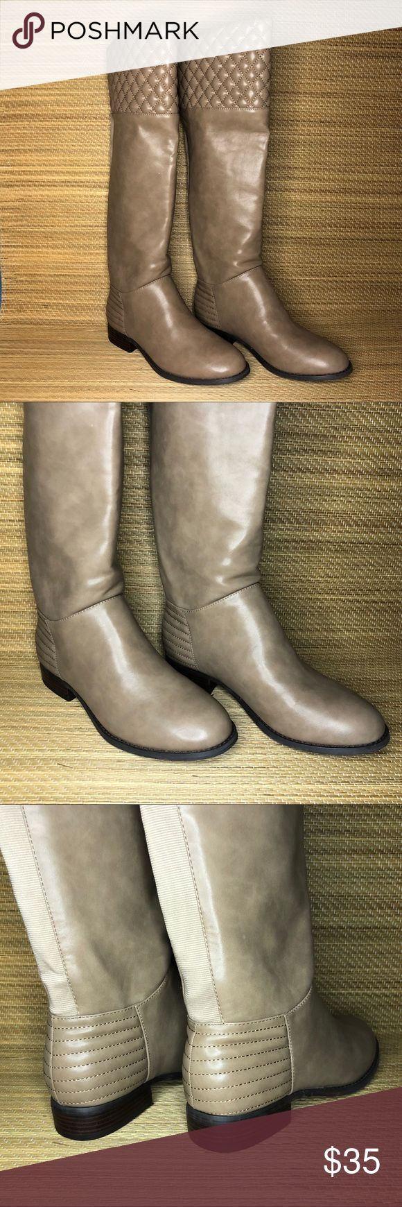 Chinese Laundry Boots Size 6 Chinese Laundry Boots Size 6 Nude Right below knee …