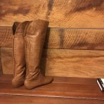 Chinese Laundry Shoes   Knee Height Or Cuff Chinese Laundry Boots   Color: Brown   Size: 6.5