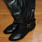 Chinese Laundry boots Chinese Laundry pull-on boots with decorative buckle Chine...