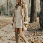 Classic Camel Coat for Fall