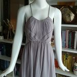 Coast liliac dusty purple dress No missing beads or defects. Excellent condition...