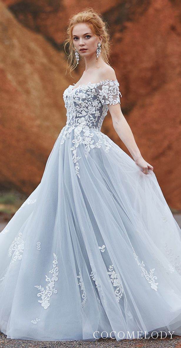 CocoMelody Wedding Dresses 2019 + A Black Friday Sale