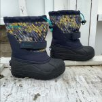 Columbia Kids Powderbug Plus ll Boot EUC water and wind resistant, removable 6mm...