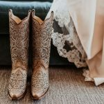 Corral Boots make wedding dreams come true!We can't think of a better way to...