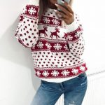 Dash Oversized Christmas Jumper