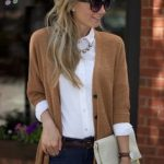 Dressing For Fall Part 3: The White Oxford Shirt