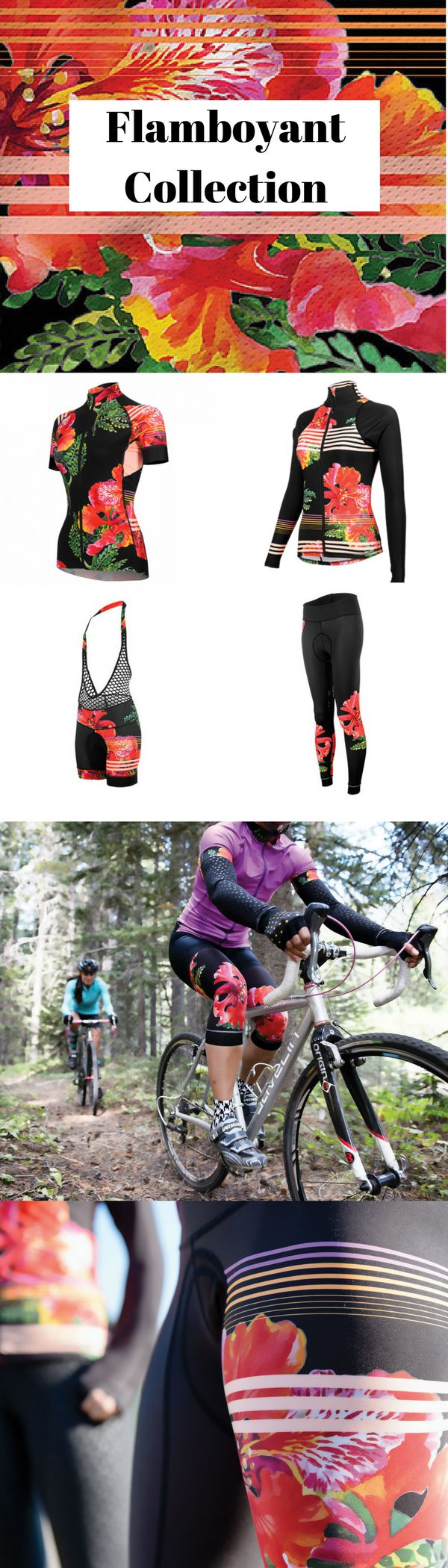 FASHIONABLE CYCLE GEAR MADE BY WOMEN FOR WOMEN! Perfect for women's cycling, w…