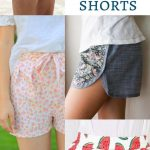 Fabric Crafts 10 free shorts for women: Patterns: Summary - # Ladies # for # ...