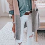Fall Outfits With Long Cardigans