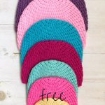 Free Basic Beanie Crochet Pattern