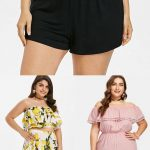 Free shipment worldwide, up to 70% off, ROSEGAL plus size rompers and jumpsuits ...