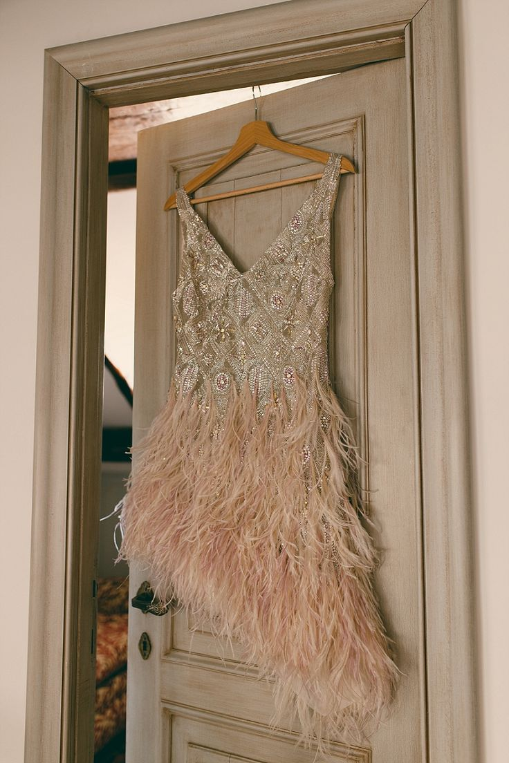 Great Gatsby Wedding – Now this is a flapper dress!