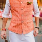 How To Style Printed Nehru Jacket Like A True Royalty