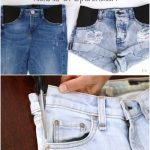 How to Make Any Pair of Jeans Perfect for Maternity
