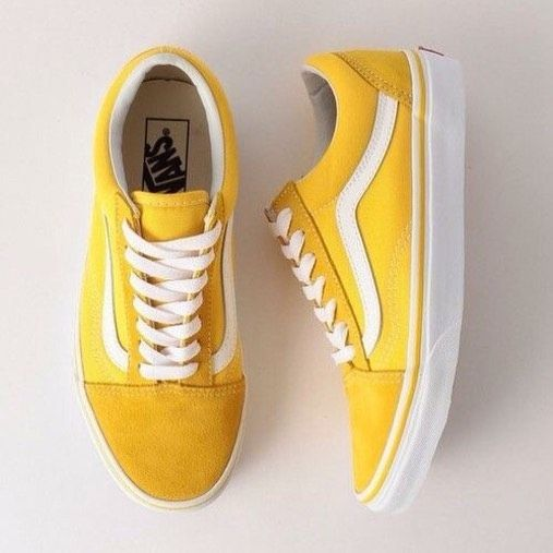 I love the color yellow   #shoes #baddie #tumblr #baddievanity #ootd