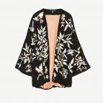 Image 8 of EMBROIDERED KIMONO JACKET from Zara - #Embroidered #Image #Jacket #ki...