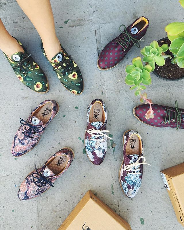 Insecta Shoes Insecta offers a unique 100 percent vegan selection of handcrafted…