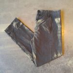 J. Crew Gray Cropped Seamed Military Pant J. Crew pants, size 2, in great condit...