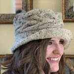 Jean's Irish Hat pattern by Valarie Keaton