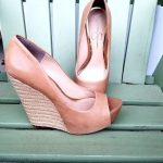 Jessica Simpson Shoes | High Heels, Wedges | Color: Brown | Size: 8.5