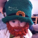 Leprechaun hat, Irish hat, St Patricks Hat, Notre Dame Hat, Leprechaun Cap, Mens Hat, Womens Hat, Childs Hat, Baby Hat, Toddler Hat