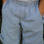 Little Boys Shorts at Hopeful Threads and  Mud Puddle Splashers PDF Pattern
