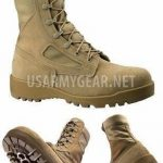 Made in USA Belleville 390 Desert Military Combat Boots