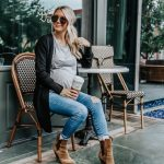 Maternity Jeans I'm Loving // Somewhere Lately