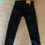 Men's Rag and Bone Fit 1 black jeans size 29 Men's Rag and Bone Fit 1 black ...