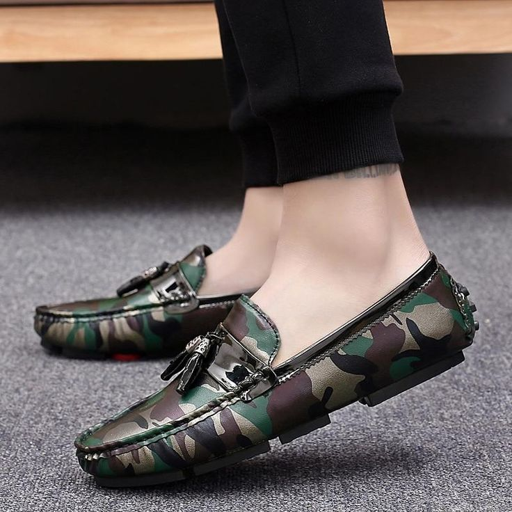 Mens Jogger Autumn Pencil Harem Pants Men Camouflage Military Pants Lo | JOHNKAR…