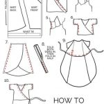 Midi Wrap Dress Sewing Tutorial
