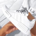 NMD R1 3M Reflective shoelace Fashion Trending Running Sports Shoes – Sainaluv