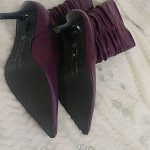NWOT Plum Purple Chinese Laundry Boots Never worn pretty purple Chinese Laundry ...