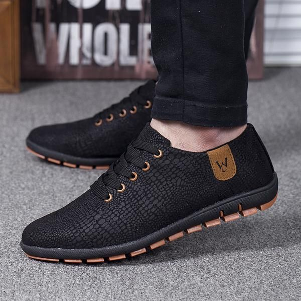 New Arrival Comfortable Men's Casual Driving Shoes