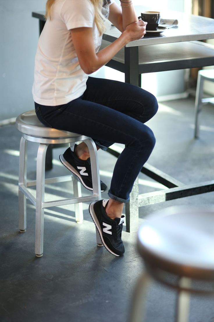 [New Balance 620]. Kick around town or to brunch with the girls in classic style…