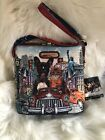 Nicole Lee Handbag Purse French Bulldog And Kitten Bling #WomenBag