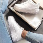 "Nike Air Force 1 Jester XX 👟 brandneuer ""Triple White""-Colorway jetzt üb..."