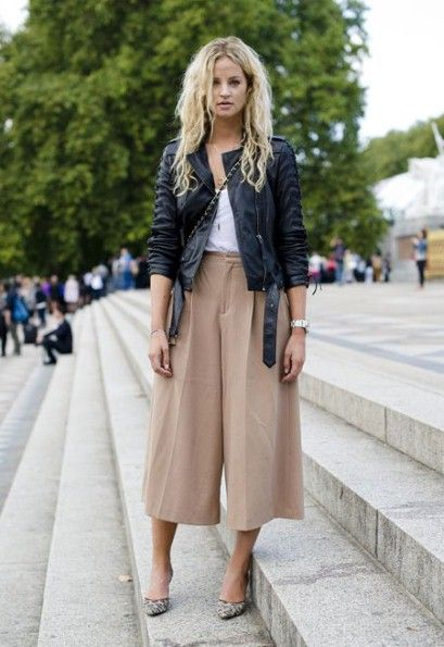 Not Feeling Culottes? 21 Outfits That'll Change Your Mind