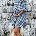 Outfits, Clothes For Pregnant Women Plus Size: Multiplication, New Maternity Dress 2019 - Page 22 of 34