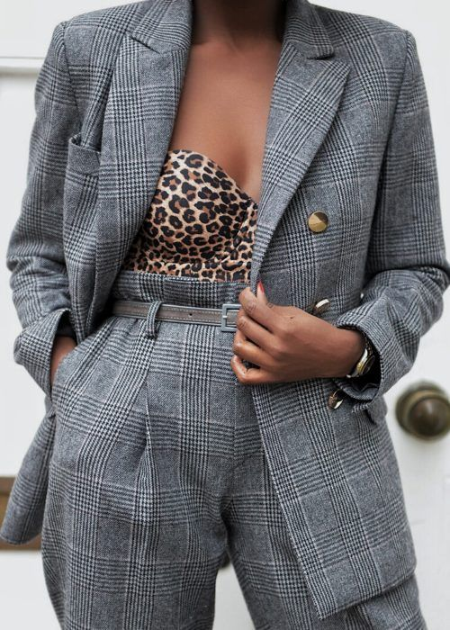 Oxford tailor made suit