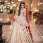 Pakistani Wedding Dresses Online at Nameera by Farooq