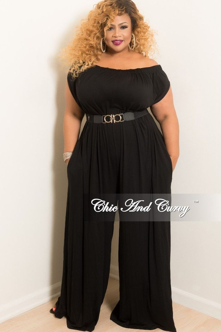 Plus Size Jumpsuit? Here's 27 to Rock