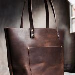 Portland Leather Goods - The PERFECT Tote
