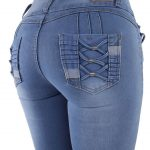 Q144 - Colombian Design- Butt Lift- Levanta Cola- Skinny Jeans - CE188R62RUT
