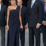 Queen Letizia of Spain Reigns in the Black Tie Jumpsuit