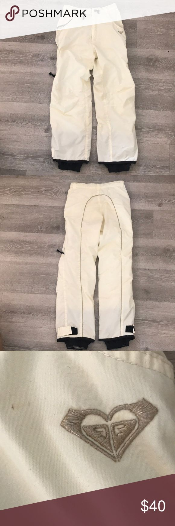 Roxy by Quiksilver Womens Snowboard & ski pants Good condition, well loved, Roxy…