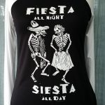 SKELETON Party Long Sleeve Top NWOT This festive long sleeve top is great for an...